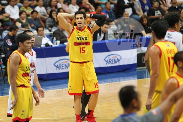 Marc Pingris braces for all-out war as Star looks to finish off Ginebra in Game Six