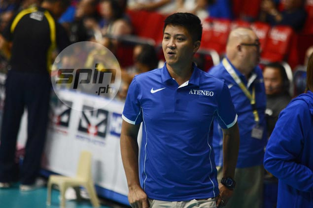 Sherwin Meneses says nothing personal in Ateneo's win in first clash with former team Adamson