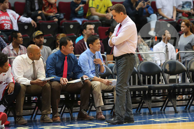 Tim Cone sees nothing new as Barangay Ginebra faces another do-or-die encounter