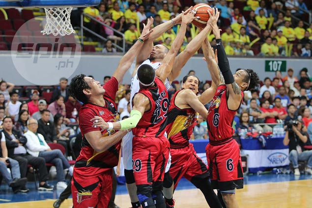 Halftime tongue-lashing from coaches sparked SMB turnaround to force Game 7, says Ross