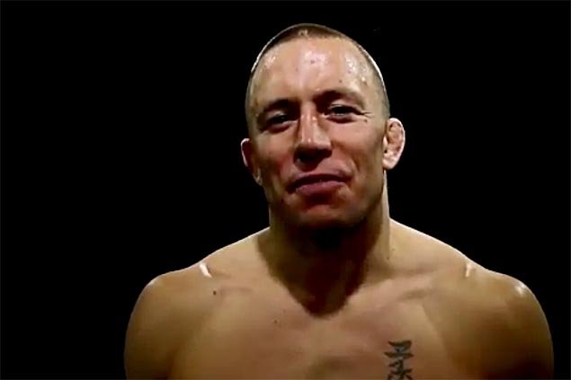 After lengthy sabbatical, Georges St. Pierre all set for comeback fight against Michael Bisping at UFC 217