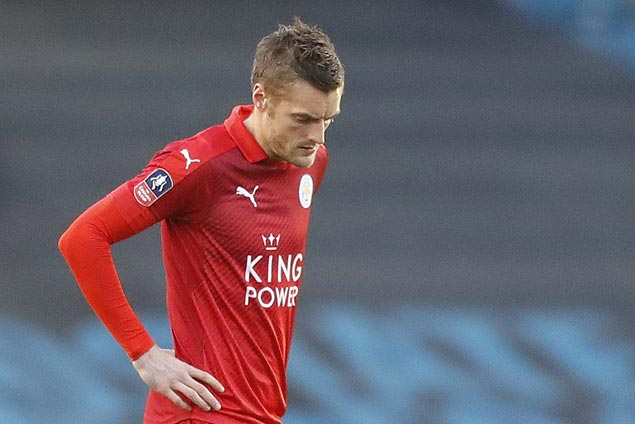 Non-league Lincoln marches into quarters as beleaguered Leicester bombs out of FA Cup
