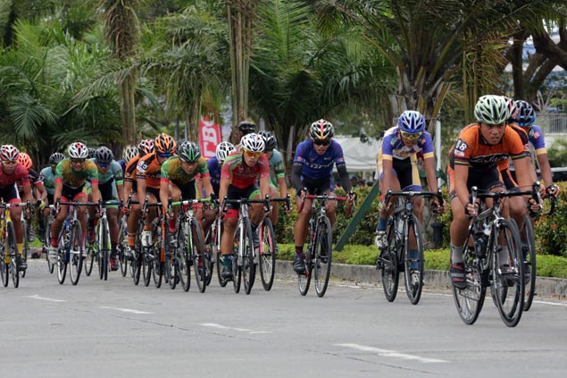 Jan Paul Morales tops Sta. Rosa criterium for fourth stage win in Ronda