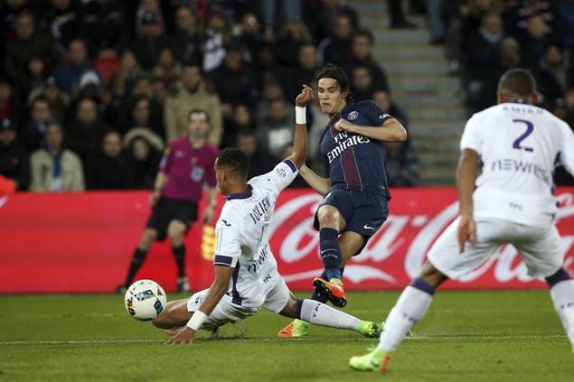 Suddenly sluggish PSG settles for scoreless draw with Toulouse, fails to close gap on Monaco
