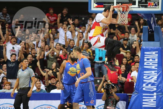 Three-time MVP June Mar Fajardo sets sights on another treble - and a piece of PBA history