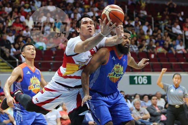 San Miguel takes drama out of Game Seven with emphatic win over Castro-less TNT