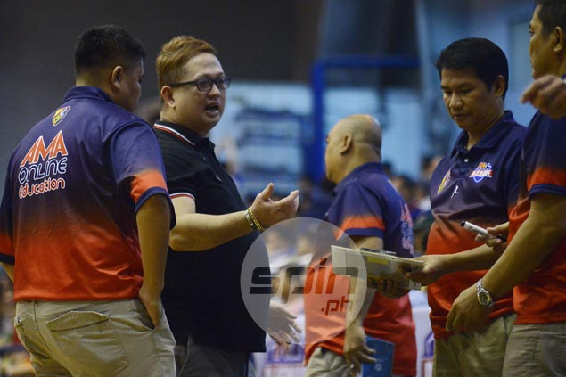 AMA expects other players to step up as Titans battle Blustar without top gun Jeron Teng