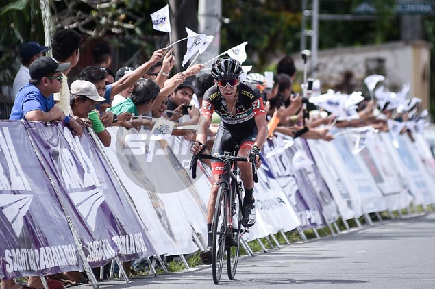 Dagupan-based Spaniard Edgar Nieto heartbroken after failing to keep Le Tour title in adopted country