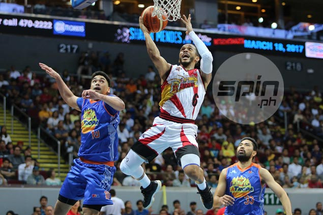 Chris Ross couldn't care less on who SMB's finals foe will be: 'If we play our game, we're very tough to beat'