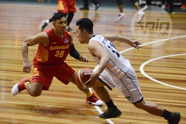 Two years after NCAA sucker punch, CJ Isit, John Tayongtong let bygones be bygones in D-League