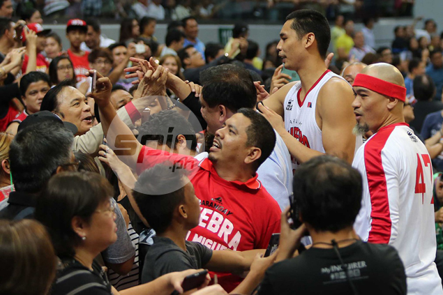 Amid joyous scenes, Jaworski reminds Ginebra: 'You haven't achieved anything yet'
