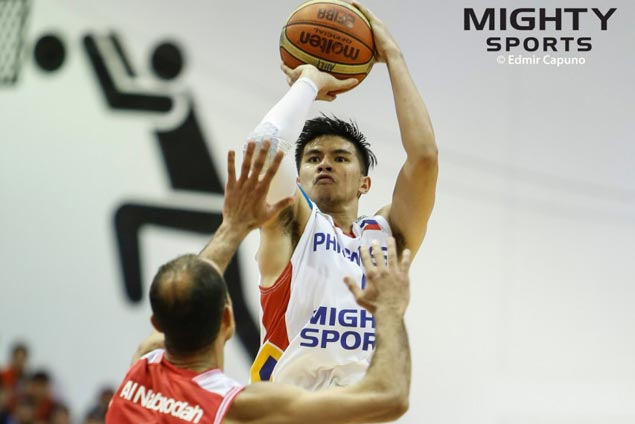 More bad news for winless Mighty as Kiefer Ravena out of Dubai tournament with injured hand