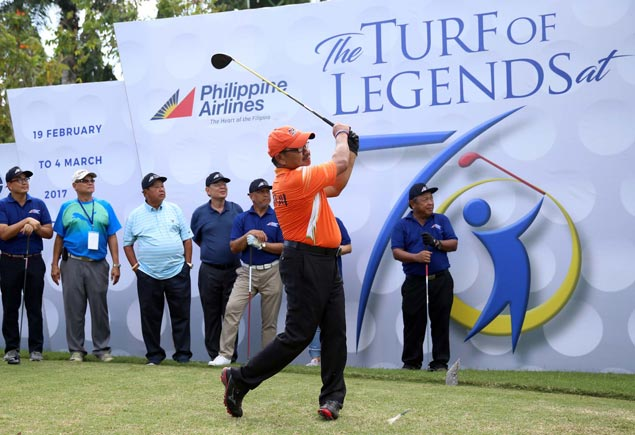 Abe Rosal tapped to fill void left by Tommy Manotoc as Canlubang defends PAL Seniors Interclub title