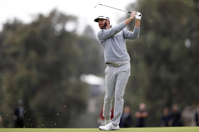 Dustin Johnson rules rankings for now but identifying best golfer not as easy as 10 years ago