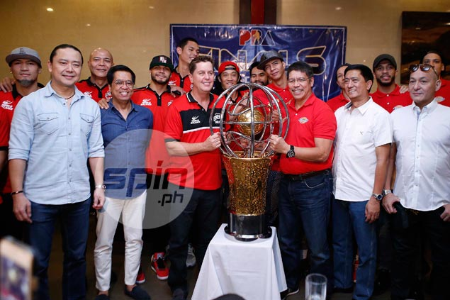 Al Chua vows to stay neutral in 'win-win' PBA Finals between SMB and Ginebra