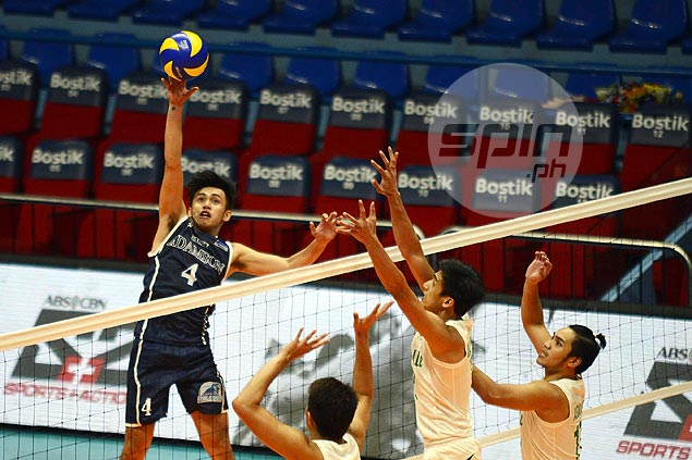 Adamson adds to woes of La Salle as Archers lose top hitter Raymark Woo due to ACL injury in loss