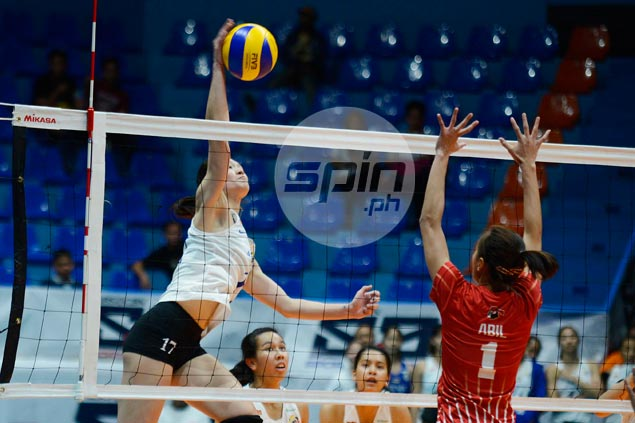 Ateneo Lady Eagles make it three UAAP wins in a row at expense of hapless UE