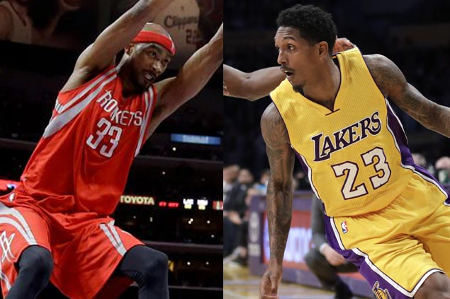 Lakers make first move in Magic Johnson era, send Lou Williams to Rockets for Corey Brewer