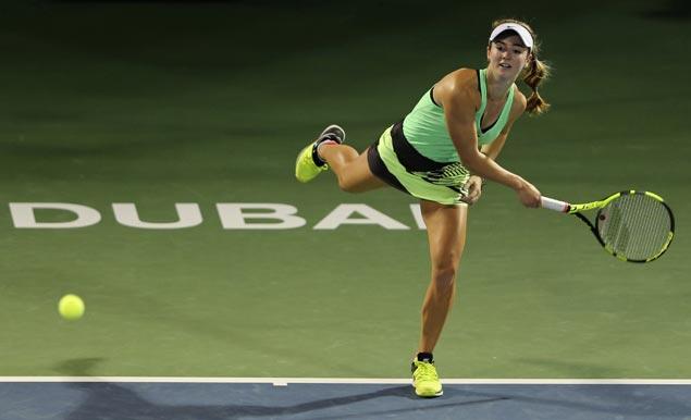 American teen CiCi Bellis upsets sixth-ranked Agnieszka Radwanska