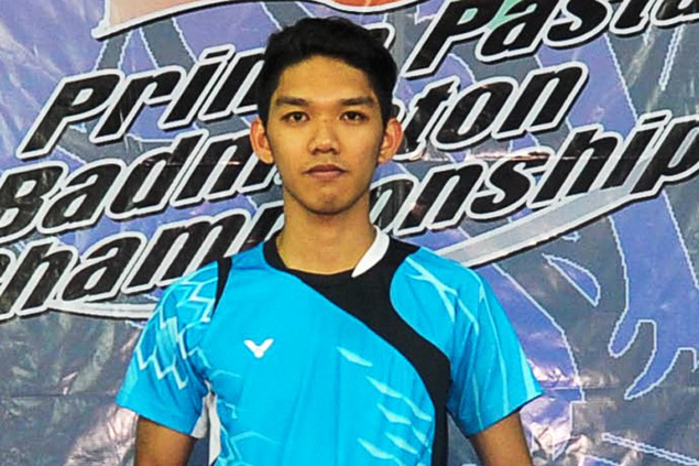 Kevin Cudiamat guns for back-to-back titles against tough field in Prima badminton