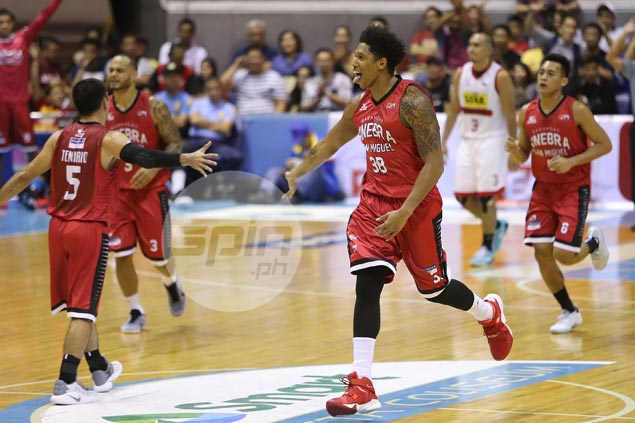 Despite Cone concern, hurting Joe Devance says there's no way he'll sit out PBA Finals
