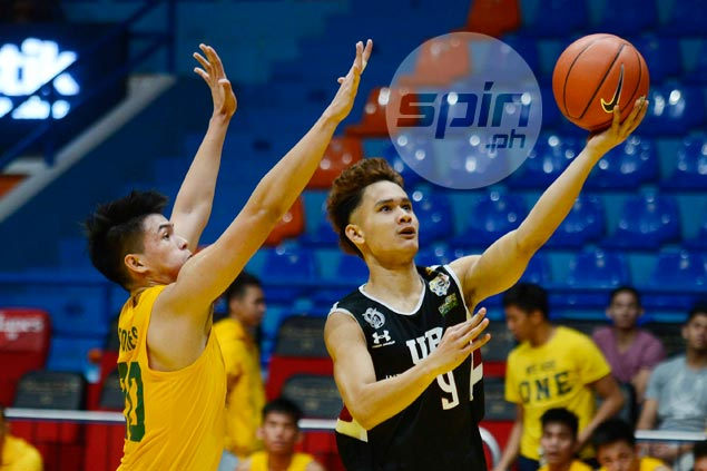 Juan Gomez de Liano excited about UP Maroons future after first team-up with Bright Akhuetie