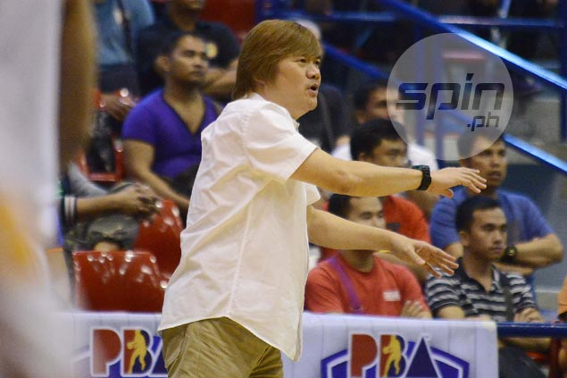 Chongson yearns for a 'game changer' to add to lineup after Tanduay falls flat yet again