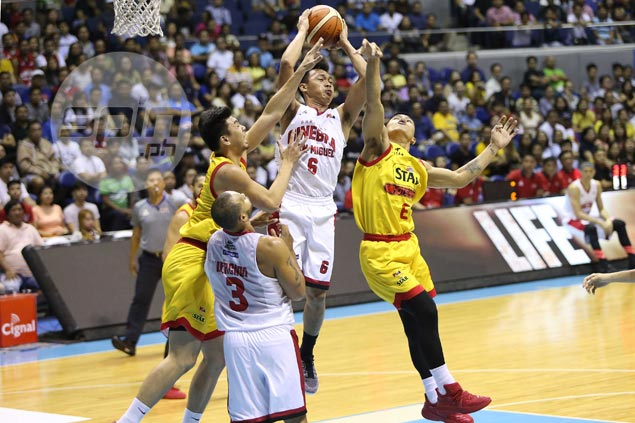 Thompson says he's not out to pad rebounding stats: 'Gusto ko lang magka-extra possession kami'