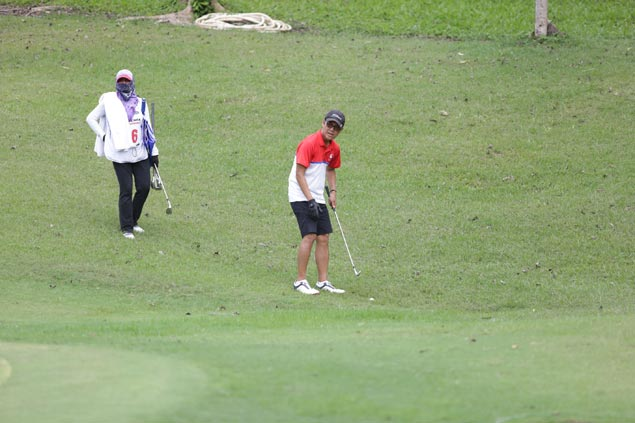 Luisita golfers keep Del Monte at bay, move on cusp of regaining PAL Seniors Interclub title