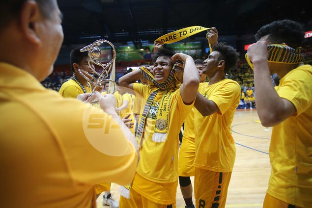 FEU standout LJ Gonzales crowns high school career with UAAP Finals MVP award