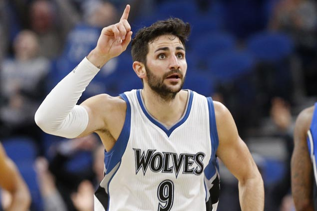 Timberwolves never got close to moving Ricky Rubio, says Tom Thibodeau