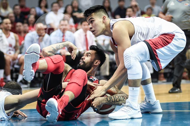 Tim Cone admits gamble on surprise starter Aljon Mariano didn't quite pan out