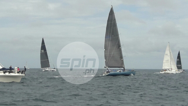 Centennial III on track to complete historic hat-trick of titles in Subic to Boracay Regatta