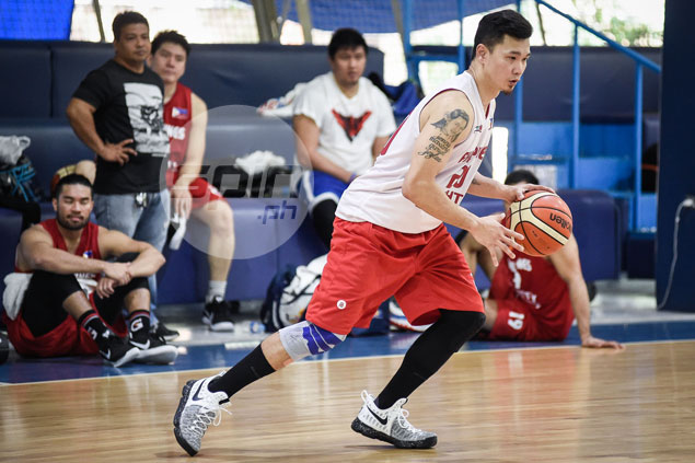 Timely Gary David explosion enough to help Mighty Sports end Dubai stint on winning note