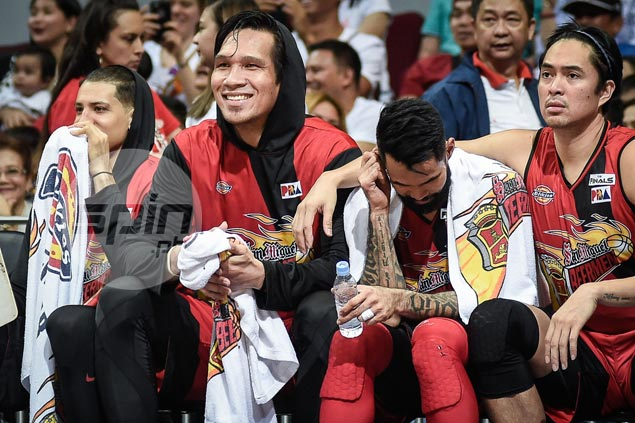 Leo Austria braces for Ginebra comeback in Game Two as Cone rests starters early