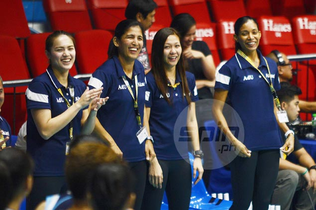 Lady Falcons in danger of first-round shutout but Angge Tabaquero remains confident they can stop the bleeding