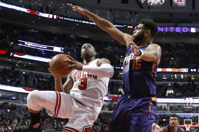 Bulls erase double-digit fourth quarter deficit and beat Suns in overtime