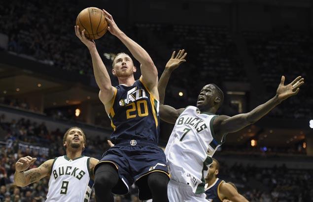 Jazz make it back-to-back victories and halt Bucks win streak at three
