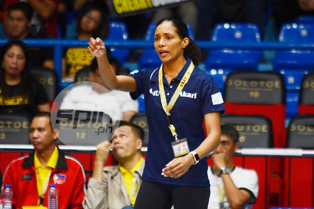 Airess Padda laments Adamson's 'worst performance,' feels Lady Falcons simply gave up