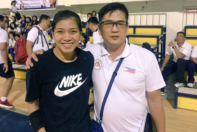Alyssa Valdez planes in from Thailand to join Philippine team tryouts in Davao