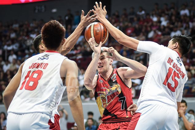 Arnold Van Opstal unmindful of memes, online clamor for more playing time