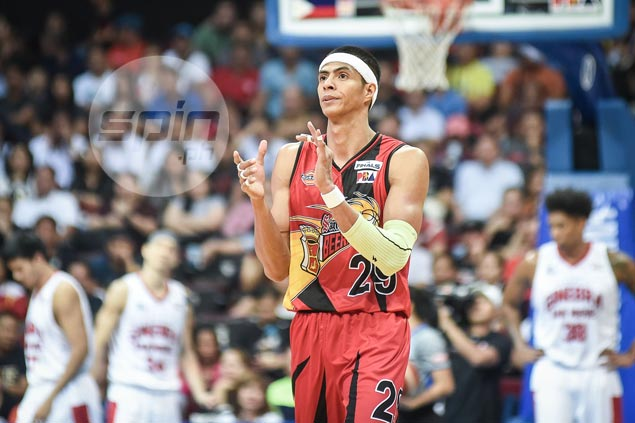 Arwind Santos thankful for rest late in Game One as PBA Finals heads to Lucena