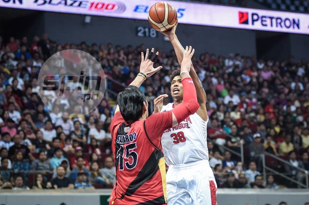 In hindsight, Tim Cone admits he should've let Joe Devance get his rest in Game One
