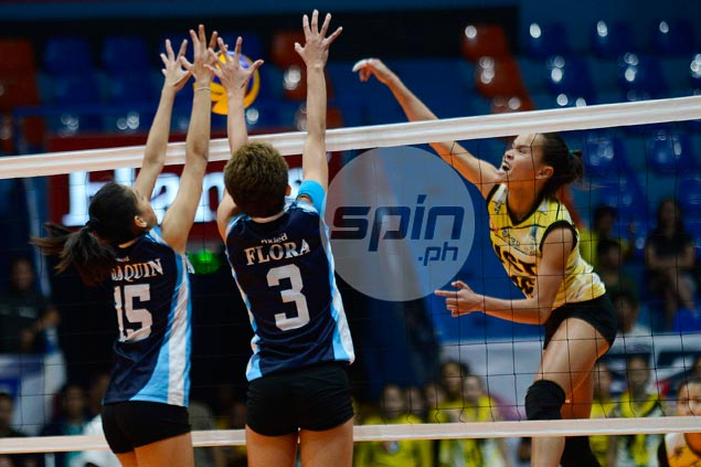 Sisi Rondina says UST must pass chemistry test if it hopes to turn season around