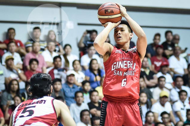 Thompson, Devance deliver as Ginebra outlasts SMB in OT thriller in Lucena to tie PH Cup Finals