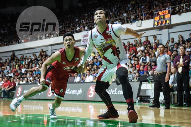 Scottie Thompson deflects credit to Ginebra coaches for fueling new career rebounding mark