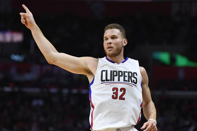 Blake Griffin scores 43 as Clippers nip Hornets in overtime