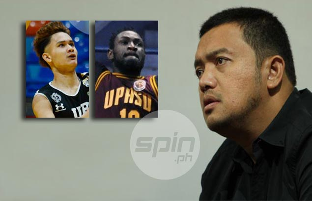 UP coach Bo Perasol still looking to boost player pool after addition of Bright Akhuetie, Juan De Liano