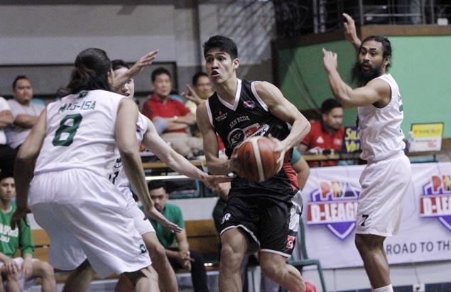 San Beda eliminates Victoria Sports, takes top spot in Aspirants Cup
