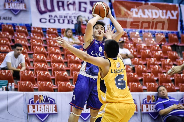 UP slasher Paul Desiderio thanks Cafe France coach for adding deadly shooting to his arsenal